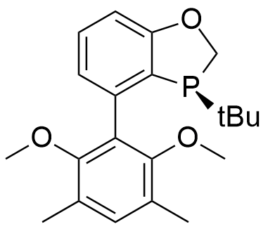 (S)-3-(tert-butyl)-4-(2,6-dimethoxy-3,5-dimethylphenyl)-2,3-dihydrobenzo[d][1,3]oxaphosphole