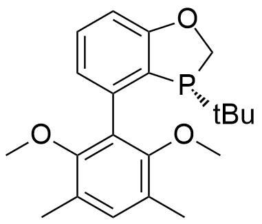 (R)-3-(tert-butyl)-4-(2,6-dimethoxy-3,5-dimethylphenyl)-2,3-dihydrobenzo[d][1,3]oxaphosphole