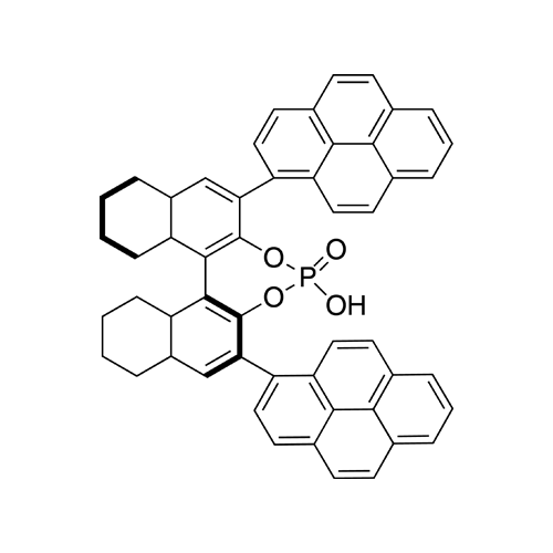 (11bS)​-8,​9,​10,​11,​12,​13,​14,​15-Octahydro-​4-​hydroxy-​2,​6-​di-​1-​pyrenyl-4-​oxide-dinaphtho[2,​1-​d:1',​2'-​f]​[1,​3,​2]​dioxaphosphepin