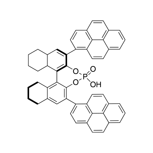 (11bR)​-8,​9,​10,​11,​12,​13,​14,​15-Octahydro-​4-​hydroxy-​2,​6-​di-​1-​pyrenyl-4-​oxide-dinaphtho[2,​1-​d:1',​2'-​f]​[1,​3,​2]​dioxaphosphepin
