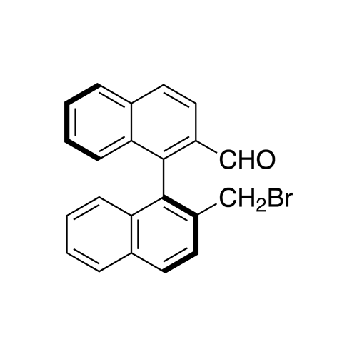 (S)​-2'-​(Bromomethyl)​-​[1,​1'-binaphthalene]-​2-​carboxaldehyde